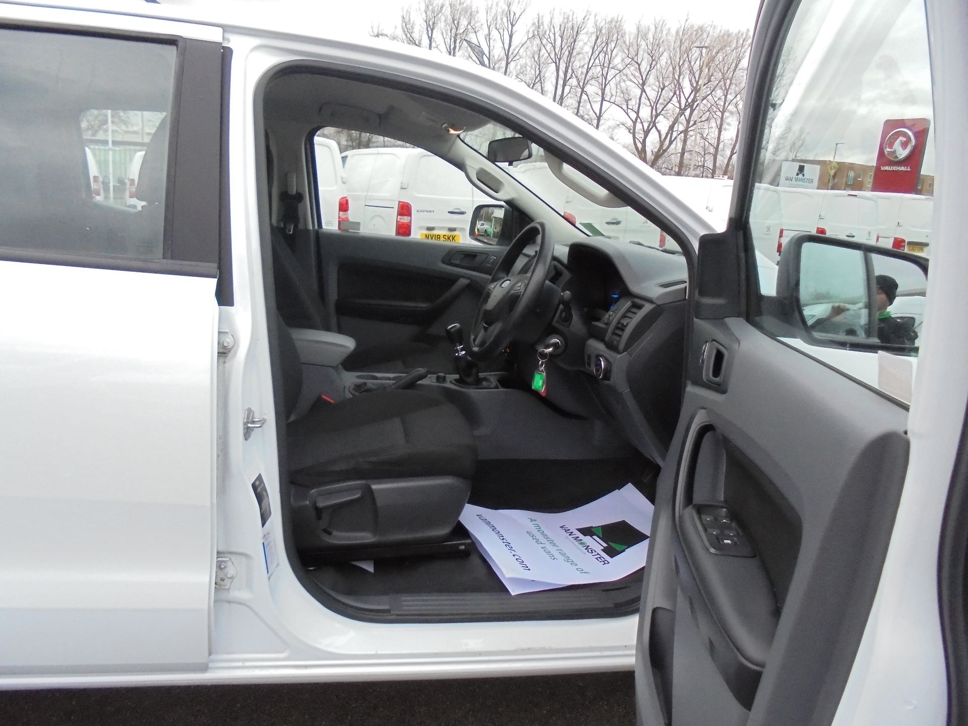 2016 Ford Ranger PICKUP 4X4 XL 2.2 TDCI D/C 160PS EURO 5 (OY66GSU) Image 10
