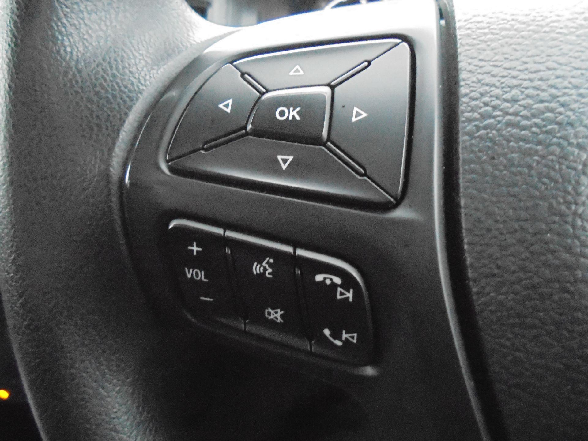2016 Ford Ranger PICKUP 4X4 XL 2.2 TDCI D/C 160PS EURO 5 (OY66GSU) Image 22