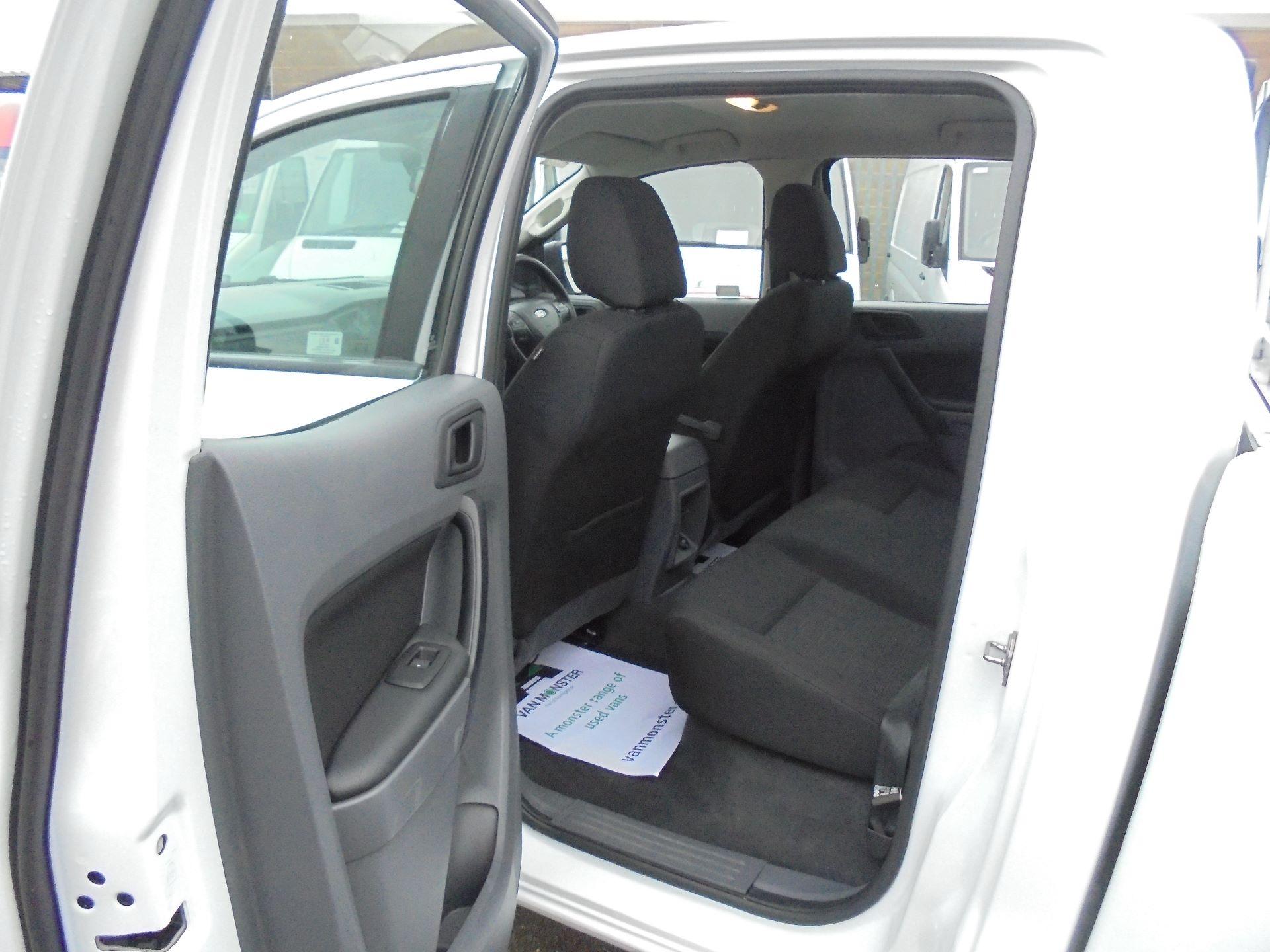 2016 Ford Ranger PICKUP 4X4 XL 2.2 TDCI D/C 160PS EURO 5 (OY66GSU) Image 13