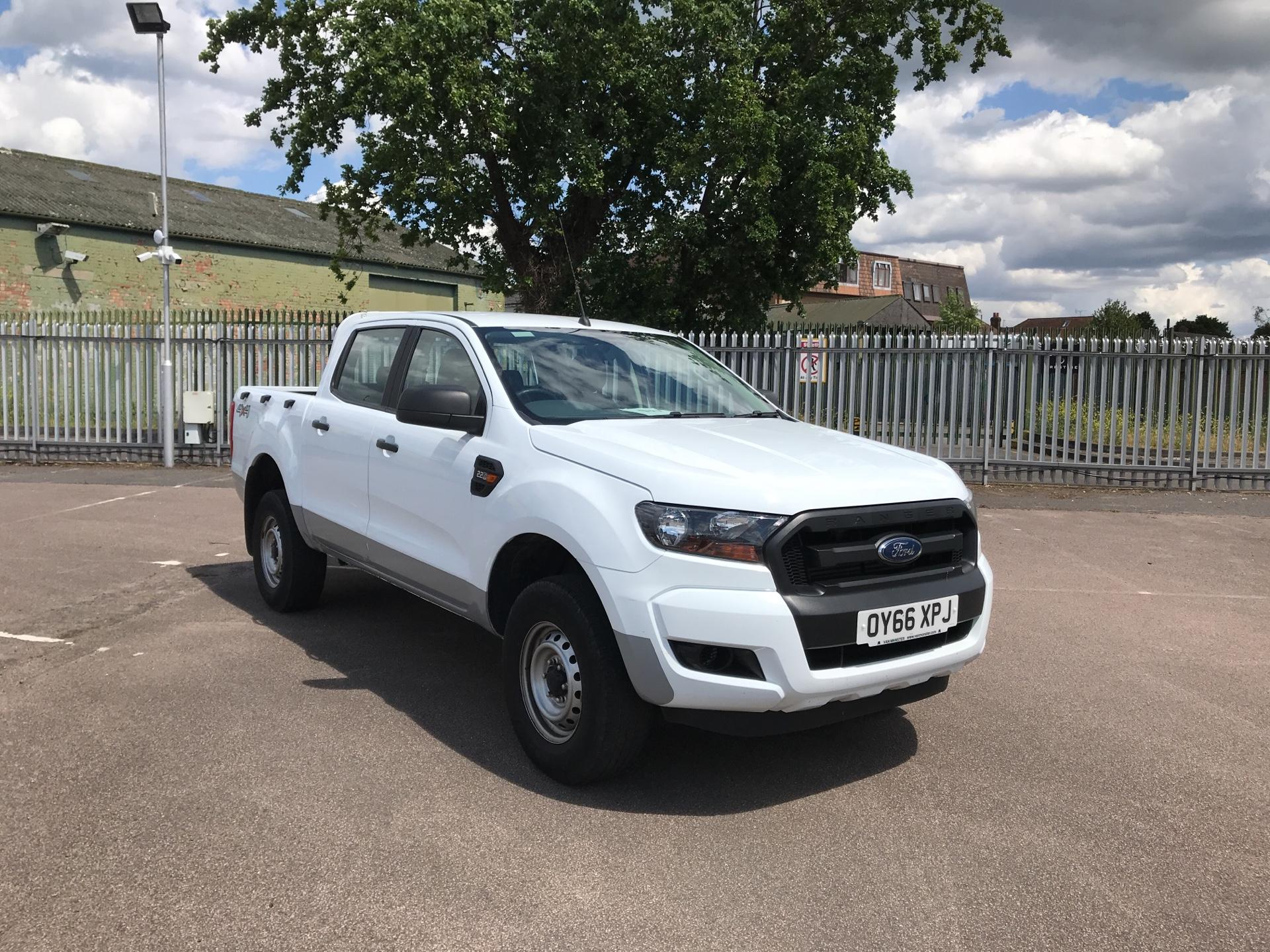 2016 Ford Ranger   D/CAB PICK-UP XL 2.2 EURO 6 (OY66XPJ)