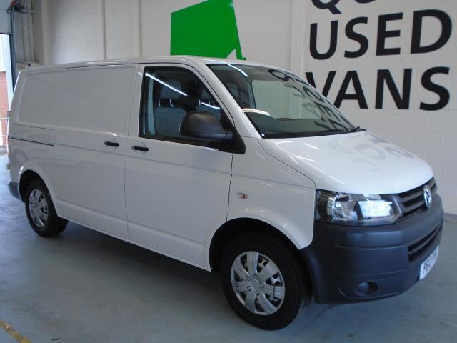 2013 Volkswagen Transporter 2.0 Tdi Bluemotion Tech 84Ps Van AC NAV (PE13PVK)