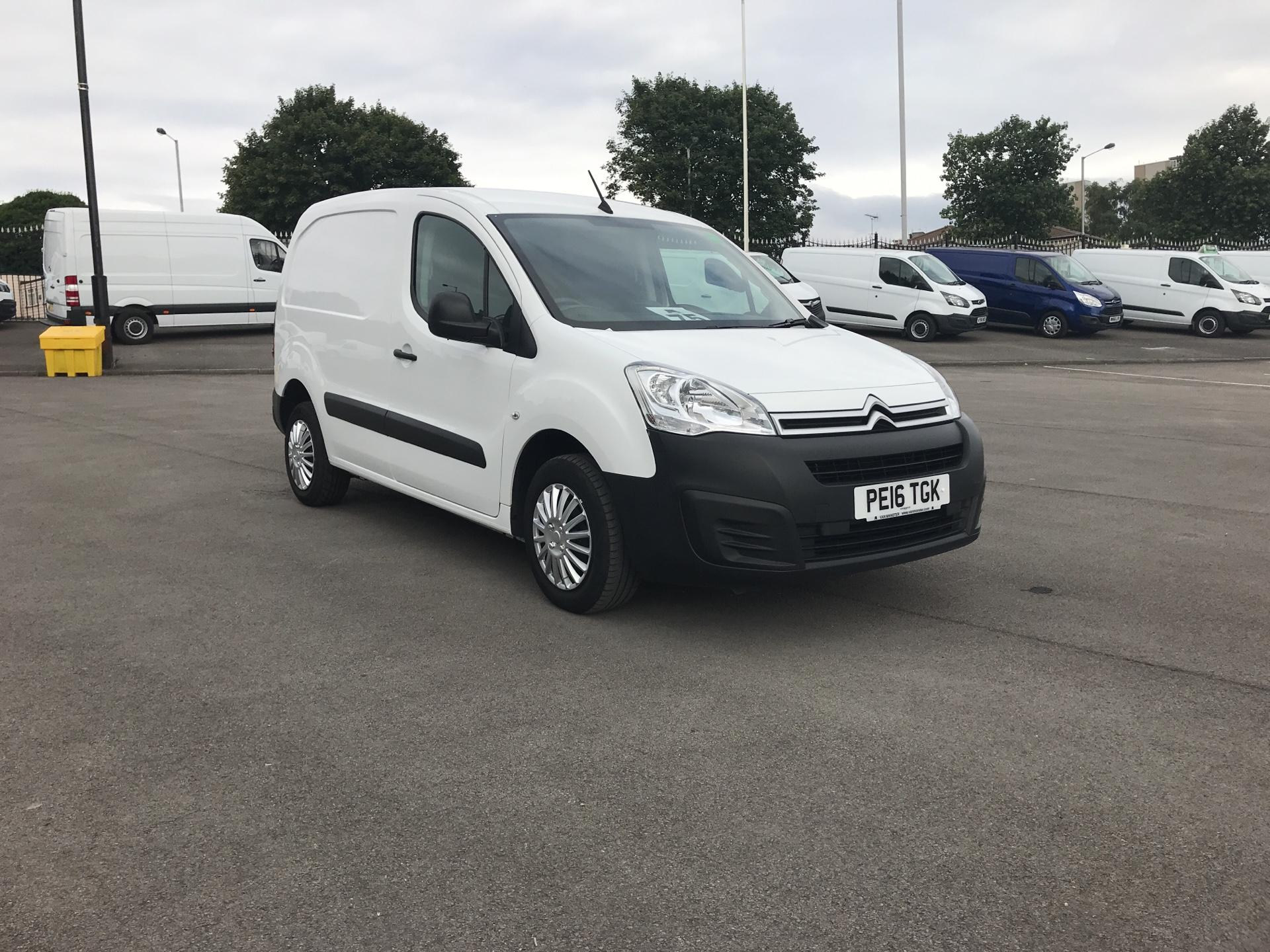 2016 Citroen Berlingo 1.6 Hdi 850Kg Enterprise 90Ps EURO 6 (PE16TGK)
