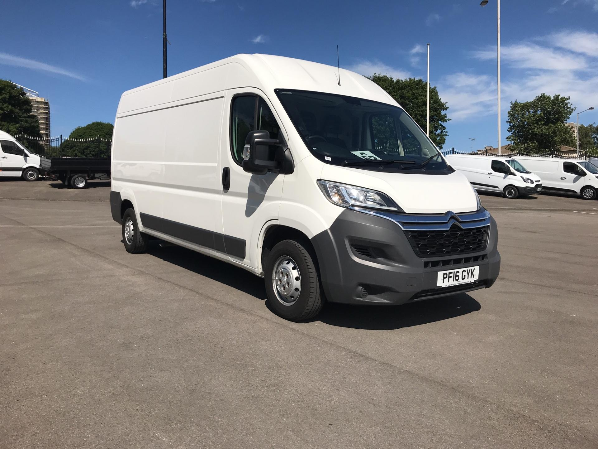 2016 Citroen Relay 2.2 Hdi H2 Van 130Ps Enterprise (PF16GYK)