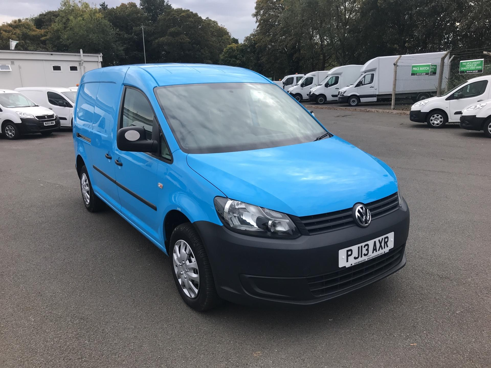 2013 Volkswagen Caddy Maxi  1.6 102PS EURO 5 (PJ13AXR)