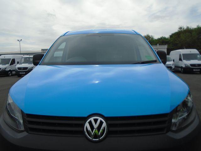2015 Volkswagen Caddy Maxi  1.6 102PS STARTLINE EURO 5 (PJ15DJY) Image 12
