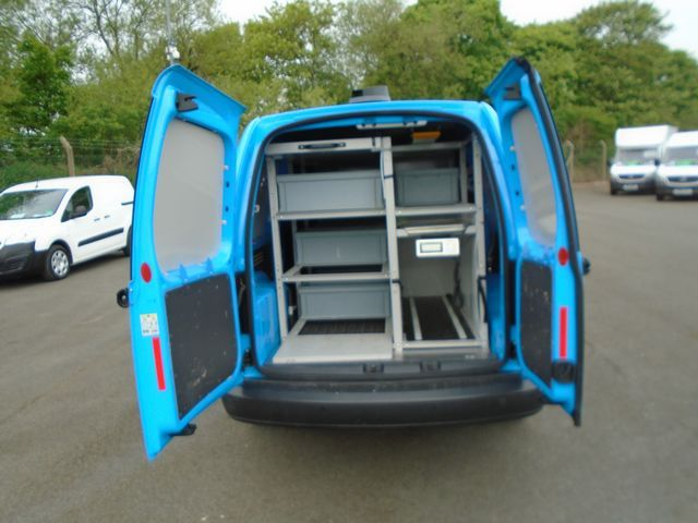 2015 Volkswagen Caddy Maxi  1.6 102PS STARTLINE EURO 5 (PJ15DJY) Image 7