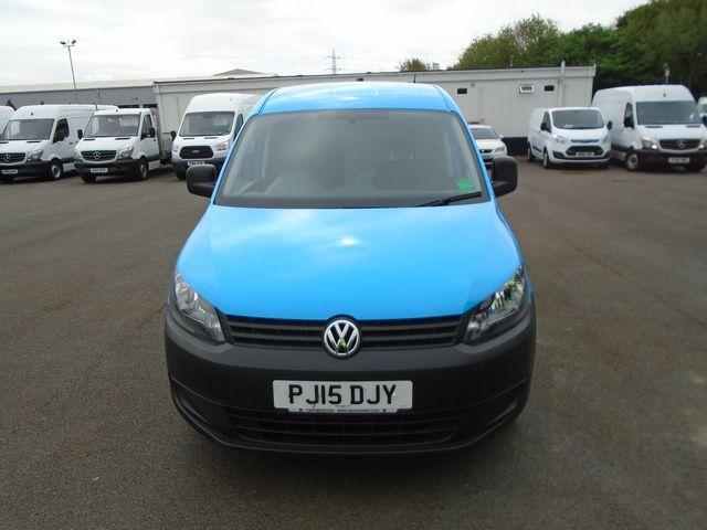 2015 Volkswagen Caddy Maxi  1.6 102PS STARTLINE EURO 5 (PJ15DJY) Image 3
