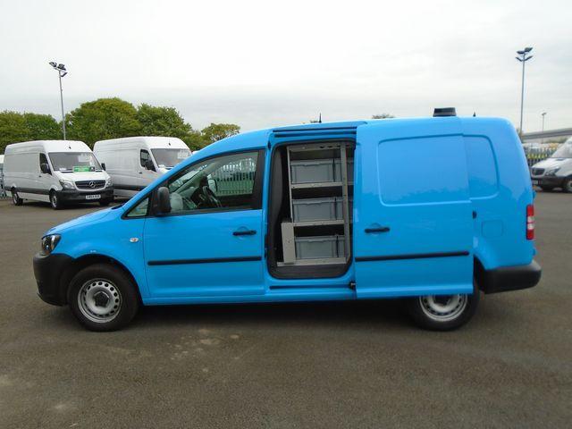 2015 Volkswagen Caddy Maxi  1.6 102PS STARTLINE EURO 5 (PJ15DJY) Image 10