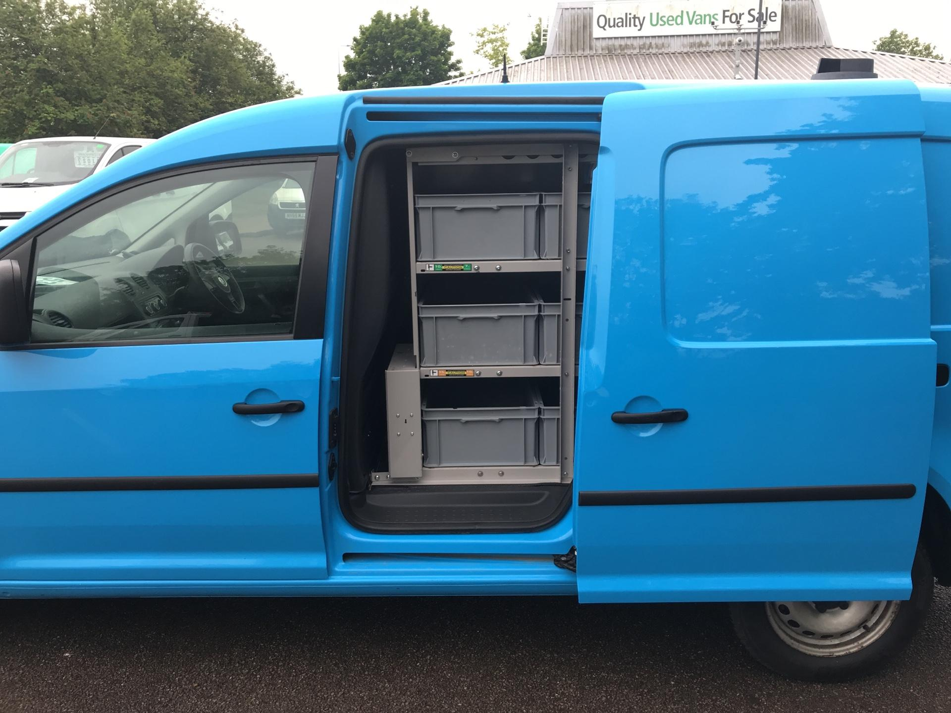 2015 Volkswagen Caddy Maxi 1.6 Tdi 102Ps Startline Van Euro 5 (PJ15EFG) Image 10