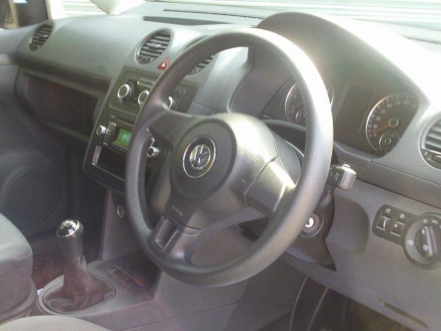 2015 Volkswagen Caddy Maxi VW Caddy Maxi 1.6TDI 102 Startline (PJ15FOP) Image 21