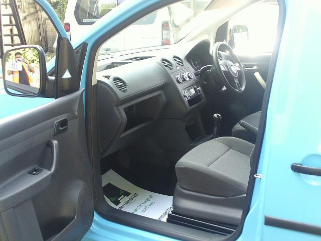 2015 Volkswagen Caddy Maxi VW Caddy Maxi 1.6TDI 102 Startline (PJ15FOP) Image 18