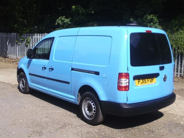 2015 Volkswagen Caddy Maxi VW Caddy Maxi 1.6TDI 102 Startline (PJ15FOP) Image 5