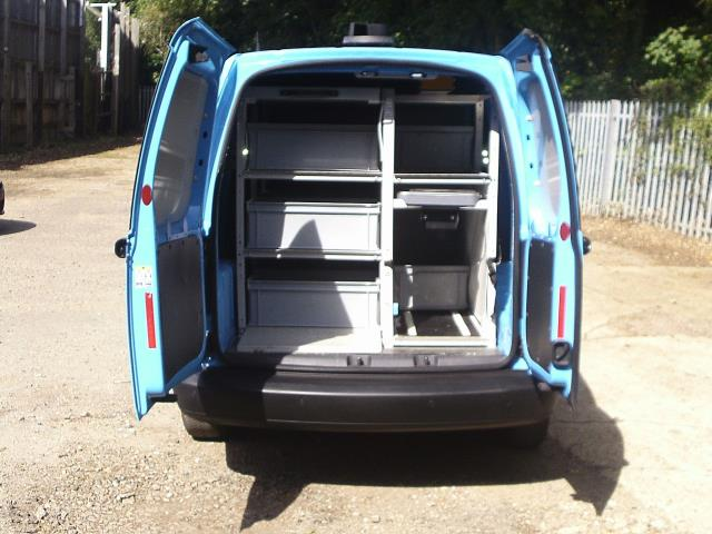 2015 Volkswagen Caddy Maxi VW Caddy Maxi 1.6TDI 102 Startline (PJ15FOP) Image 7