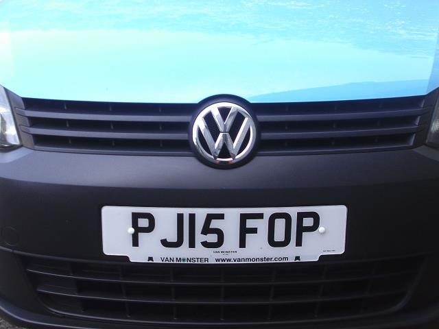 2015 Volkswagen Caddy Maxi VW Caddy Maxi 1.6TDI 102 Startline (PJ15FOP) Image 13