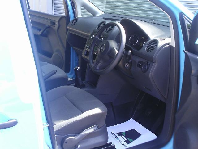 2015 Volkswagen Caddy Maxi VW Caddy Maxi 1.6TDI 102 Startline (PJ15FOP) Image 19