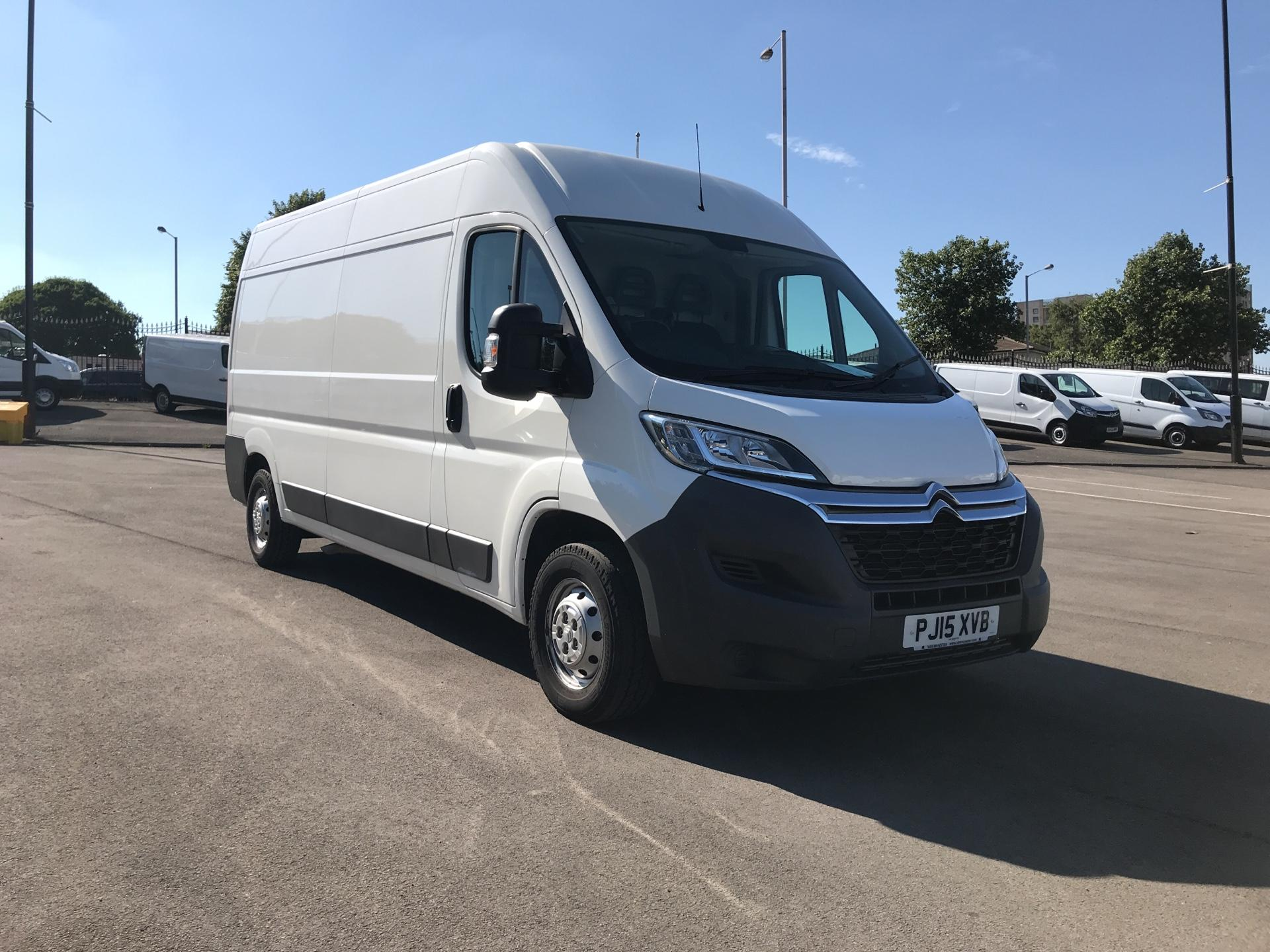 2015 Citroen Relay 2.2 Hdi H2 Van 130Ps Enterprise (PJ15XVB)