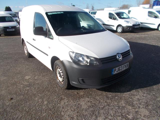 2013 Volkswagen Caddy 1.6 Tdi 75Ps Van (PJ63FKB)
