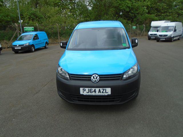 2014 Volkswagen Caddy  1.6 102PS STARTLINE EURO 5 (PJ64AZL) Image 3