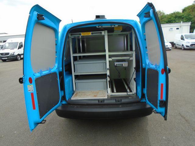 2014 Volkswagen Caddy  1.6 102PS STARTLINE EURO 5 (PJ64AZL) Image 7