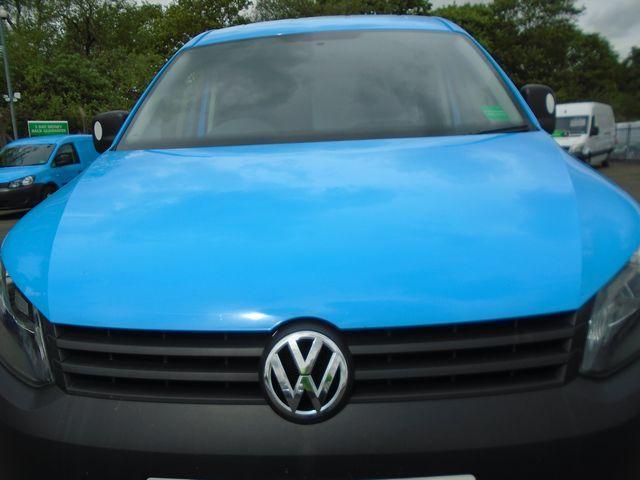 2014 Volkswagen Caddy  1.6 102PS STARTLINE EURO 5 (PJ64AZL) Image 12