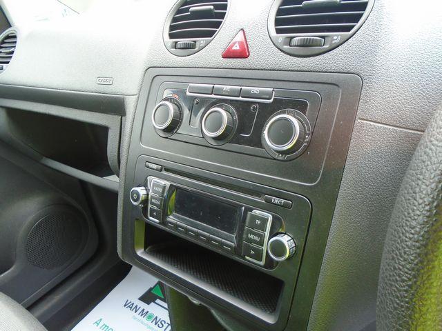 2014 Volkswagen Caddy  1.6 102PS STARTLINE EURO 5 (PJ64AZL) Image 22