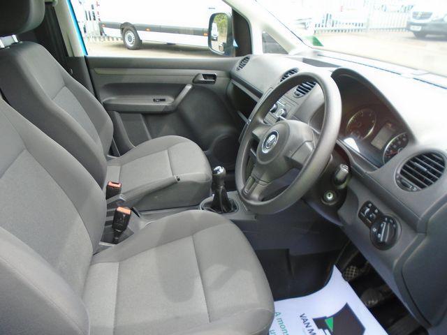 2014 Volkswagen Caddy  1.6 102PS STARTLINE EURO 5 (PJ64AZL) Image 19