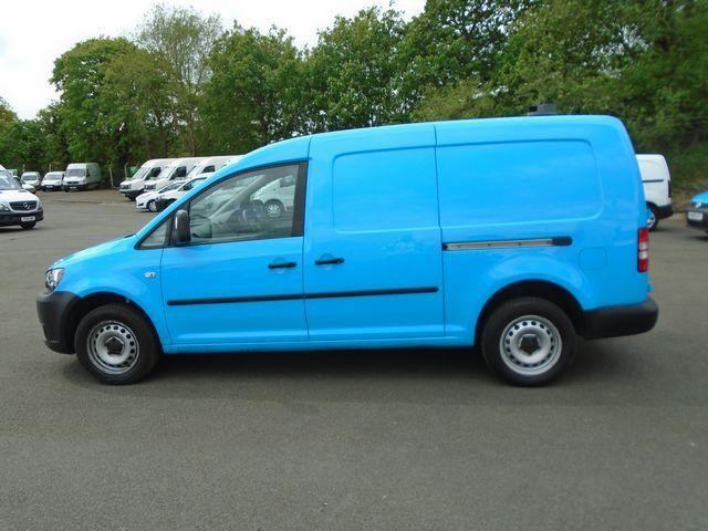 2014 Volkswagen Caddy  1.6 102PS STARTLINE EURO 5 (PJ64AZL) Image 9