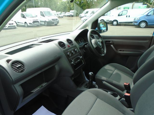 2014 Volkswagen Caddy  1.6 102PS STARTLINE EURO 5 (PJ64AZL) Image 17