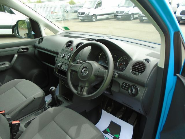 2014 Volkswagen Caddy  1.6 102PS STARTLINE EURO 5 (PJ64AZL) Image 18