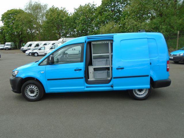 2014 Volkswagen Caddy  1.6 102PS STARTLINE EURO 5 (PJ64AZL) Image 10