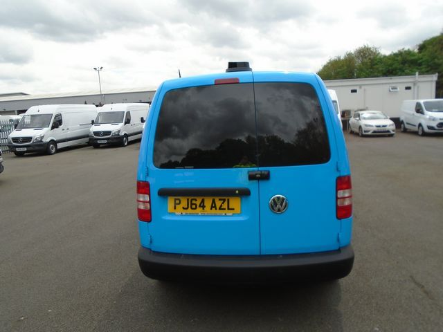 2014 Volkswagen Caddy  1.6 102PS STARTLINE EURO 5 (PJ64AZL) Image 6