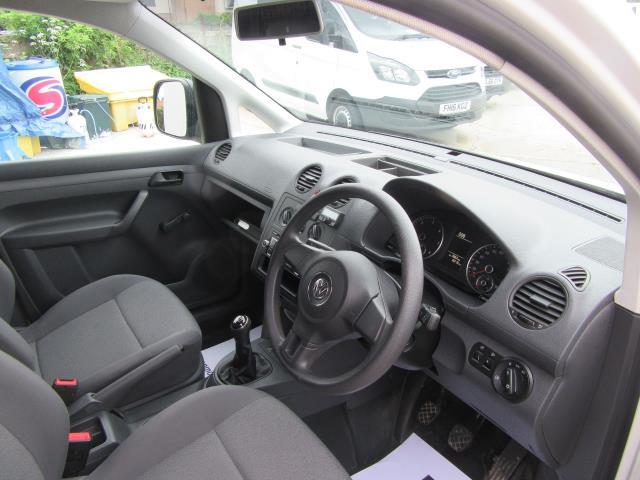 2014 Volkswagen Caddy  1.6 75PS STARTLINE EURO 5 (PJ64HWD) Image 3