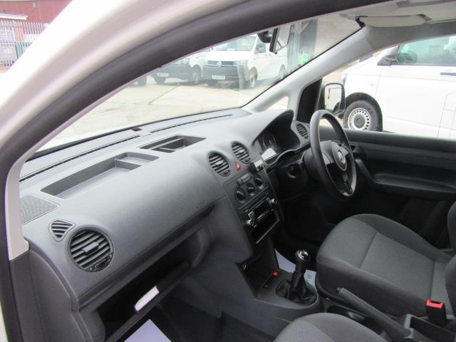 2014 Volkswagen Caddy  1.6 75PS STARTLINE EURO 5 (PJ64HWD) Image 14