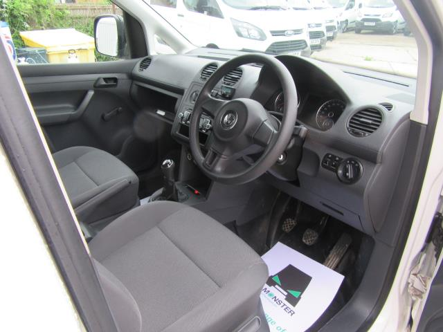 2014 Volkswagen Caddy  1.6 75PS STARTLINE EURO 5 (PJ64HWD) Image 8
