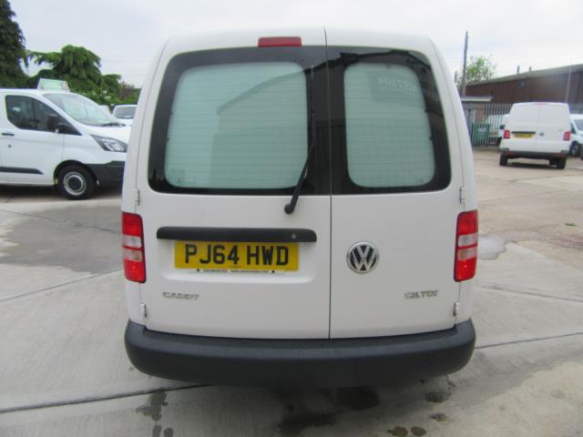 2014 Volkswagen Caddy  1.6 75PS STARTLINE EURO 5 (PJ64HWD) Image 20