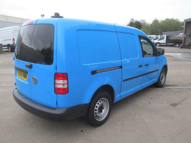 2014 Volkswagen Caddy Maxi 1.6 TDI 102Ps STARTLINE VAN EURO 5 (PJ64HWW) Image 13