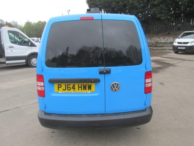 2014 Volkswagen Caddy Maxi 1.6 TDI 102Ps STARTLINE VAN EURO 5 (PJ64HWW) Image 14