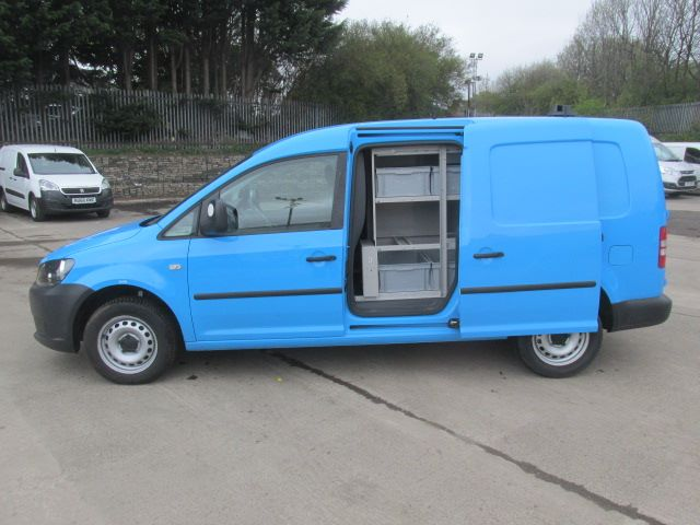 2014 Volkswagen Caddy Maxi 1.6 TDI 102Ps STARTLINE VAN EURO 5 (PJ64HWW) Image 18