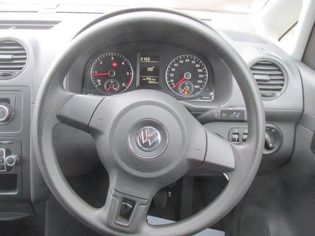 2014 Volkswagen Caddy Maxi 1.6 TDI 102Ps STARTLINE VAN EURO 5 (PJ64HWW) Image 2