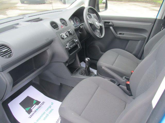 2014 Volkswagen Caddy Maxi 1.6 TDI 102Ps STARTLINE VAN EURO 5 (PJ64HWW) Image 19