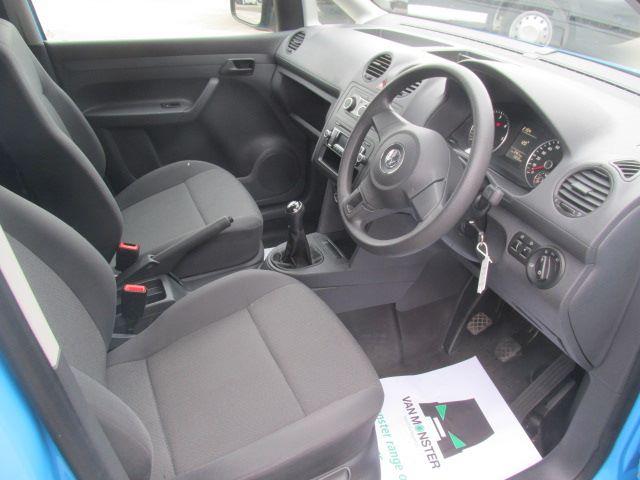 2014 Volkswagen Caddy Maxi 1.6 TDI 102Ps STARTLINE VAN EURO 5 (PJ64HWW) Image 8