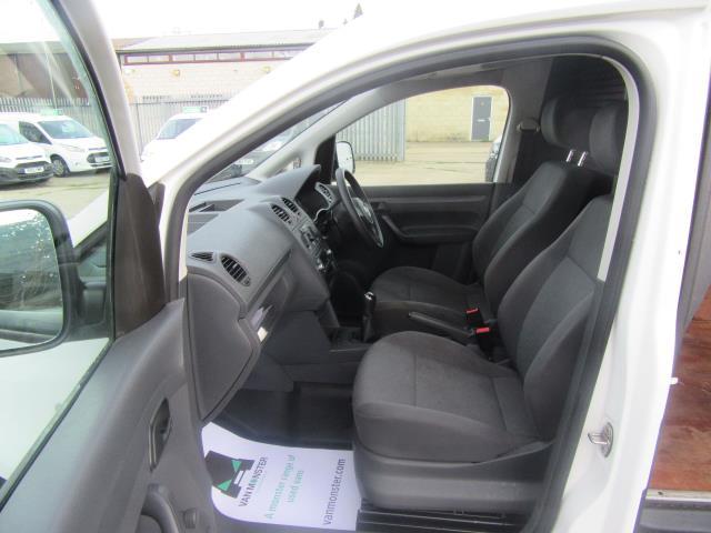 2014 Volkswagen Caddy  1.6 75PS STARTLINE EURO 5 (PJ64KWV) Image 10
