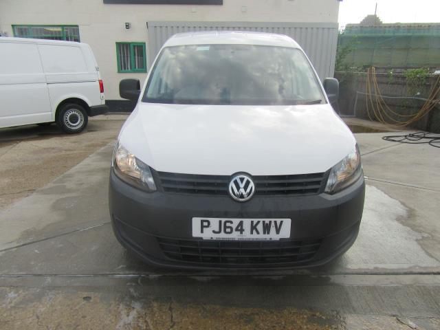 2014 Volkswagen Caddy  1.6 75PS STARTLINE EURO 5 (PJ64KWV) Image 20