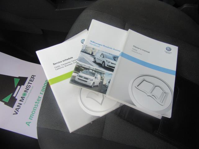 2014 Volkswagen Caddy  1.6 75PS STARTLINE EURO 5 (PJ64KWV) Image 18