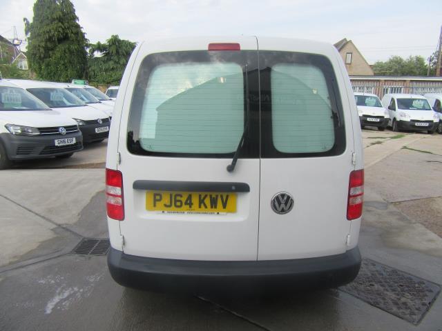 2014 Volkswagen Caddy  1.6 75PS STARTLINE EURO 5 (PJ64KWV) Image 21