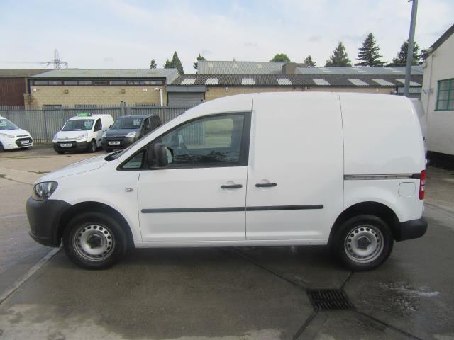 2014 Volkswagen Caddy  1.6 75PS STARTLINE EURO 5 (PJ64KWV) Image 12