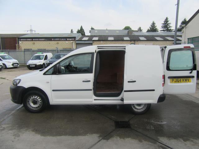 2014 Volkswagen Caddy  1.6 75PS STARTLINE EURO 5 (PJ64KWV) Image 6