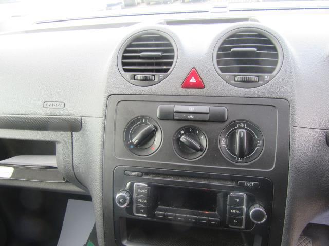 2014 Volkswagen Caddy  1.6 75PS STARTLINE EURO 5 (PJ64KWV) Image 2