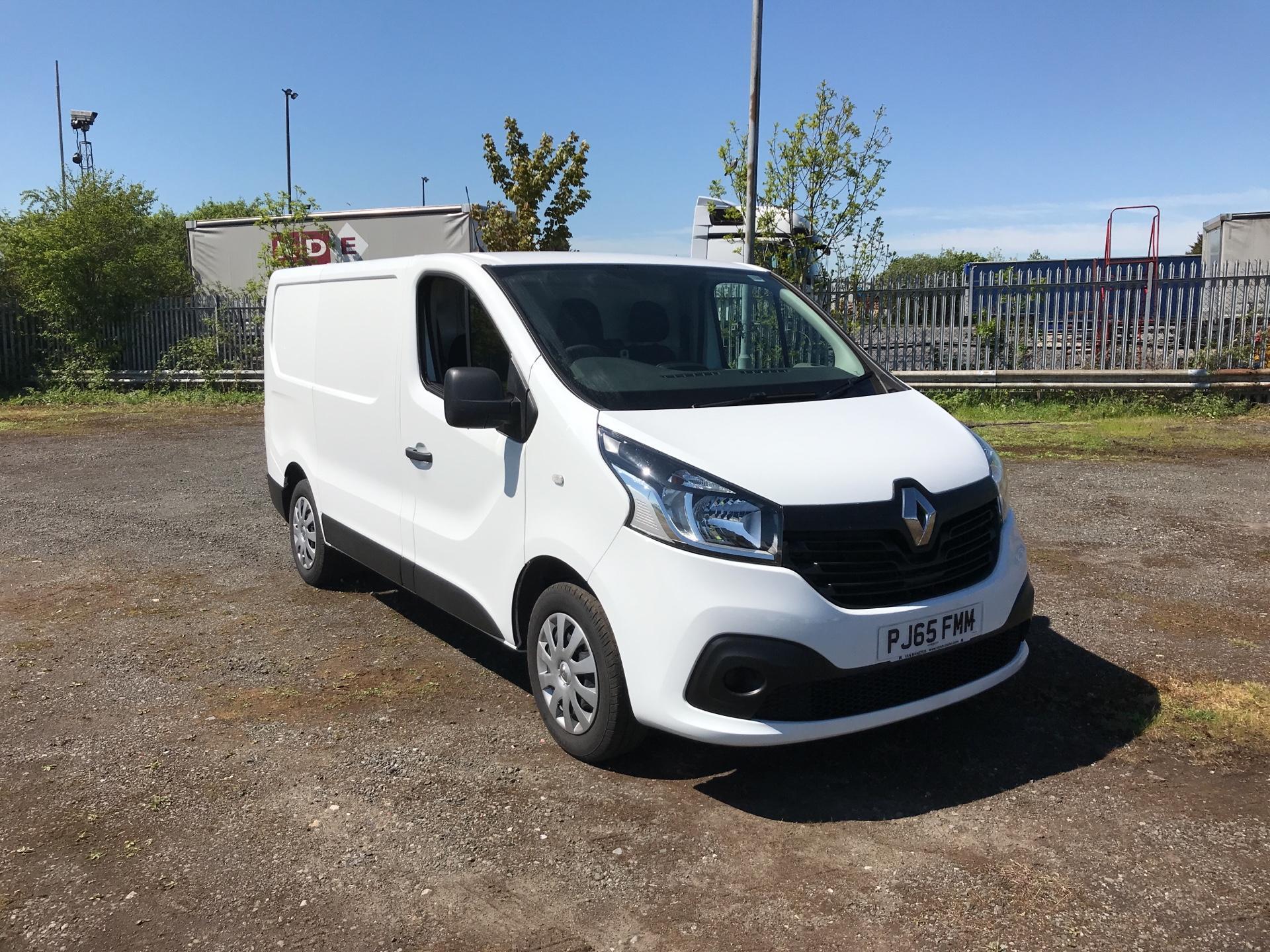 2015 Renault Trafic SL27 DCI BUSINESS+ VAN 115 (PJ65FMM)