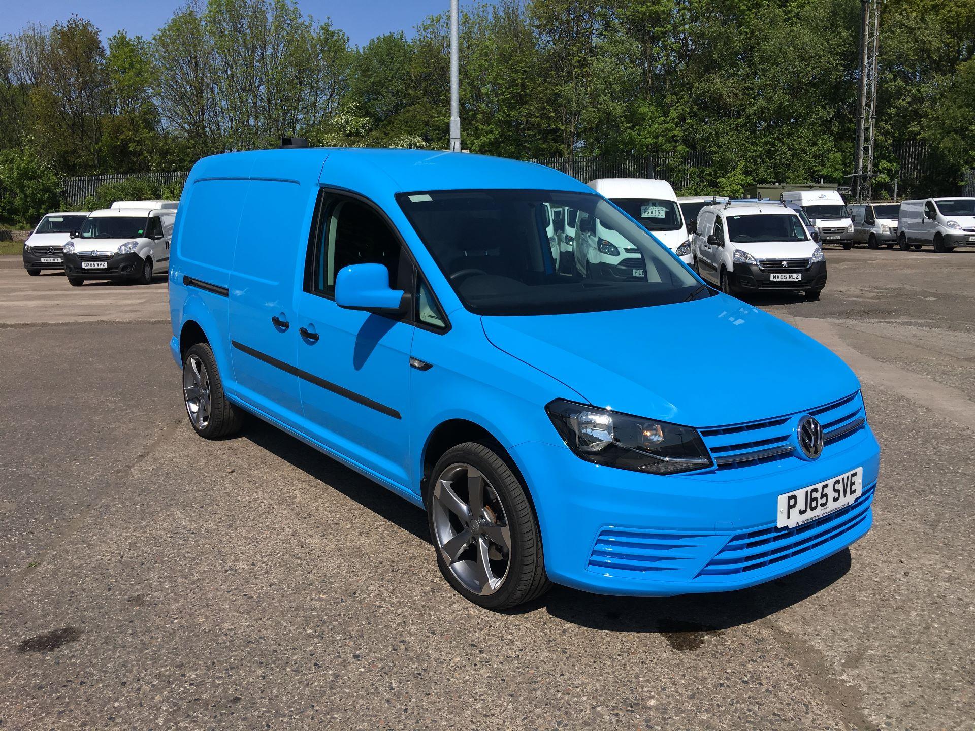 2015 Volkswagen Caddy Maxi 1.6 Tdi 102Ps Startline Van (PJ65SVE)